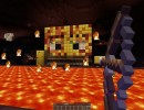 Blaze Boss Fight Map for Minecraft