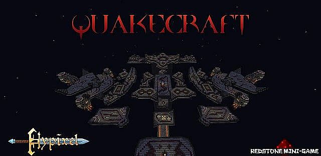 OMGQUAKE 4099361 4103110 Quakecraft Map Download