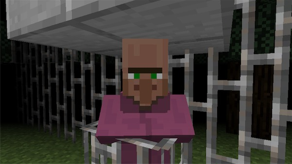 Minecraft Texture Packs Slenderman