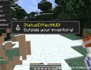 StatusEffectHUD Mod for Minecraft 1.4.5