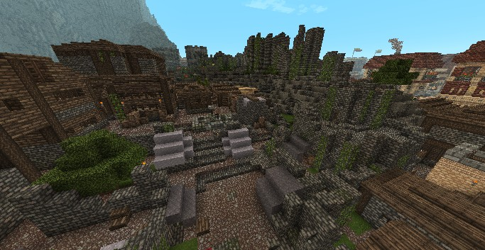 a923f  Smps revival texture pack 3 [1.7.10/1.6.4] [16x] SMP's Revival Texture Pack Download