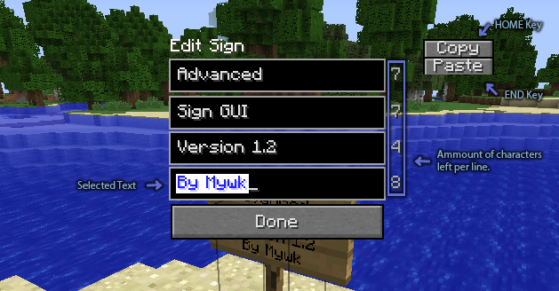 b32e8  94722790 Sign Advanced GUI Mod for Minecraft 1.4.2