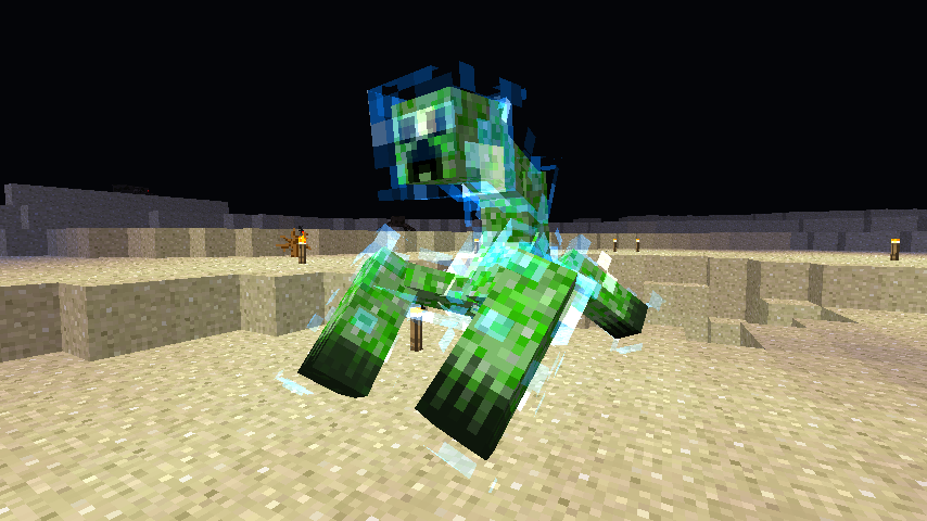 c208a  Mutant Creatures Mod 7 Mutant Creatures Mod for Minecraft 1.4.6/1.4.5