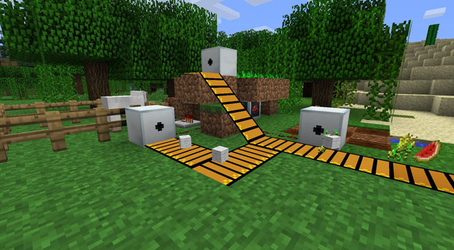 cde54  Minefactory Reloaded Mod 1 MineFactory Reloaded Mod for Minecraft 1.4.6/1.4.5