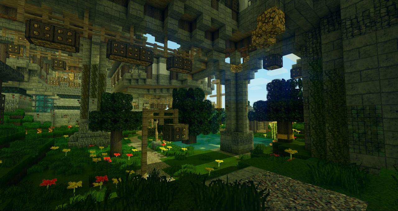 Ravand's Realistic Texture Pack For Minecraft 1 4 2/1 4 3