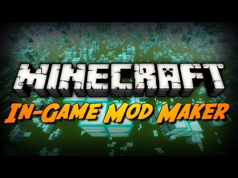 dThaM054TU8teWcx o minecraft layman mod maker in game mod making tool Layman Mod Maker for Minecraft 1.4.2