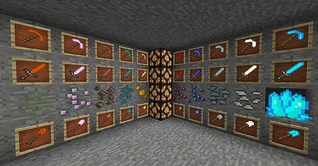 db384  Miners Paradise Mod 1 Miner's Paradise Mod for Minecraft 1.4.5