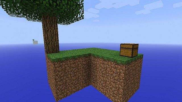 defaa  SkyBlock Map 1 SkyBlock Map for Minecraft 1.4.7/1.4.6/1.4.5