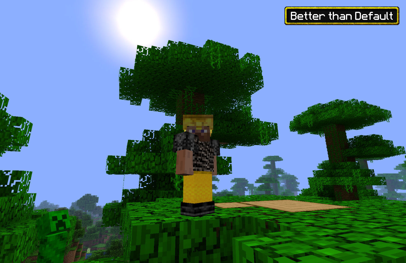 fbfe7  Better than default texture pack 1 [1.7.2/1.6.4] [16x] Better than Default Texture Pack Download