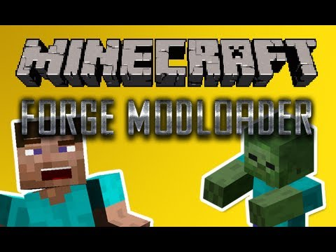 hqdefault 4 Forge Modloader for Minecraft 1.4.5