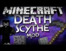 The Death Scythe Mod for Minecraft 1.4.4