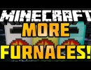 More Furnaces Mod for Minecraft 1.4.5