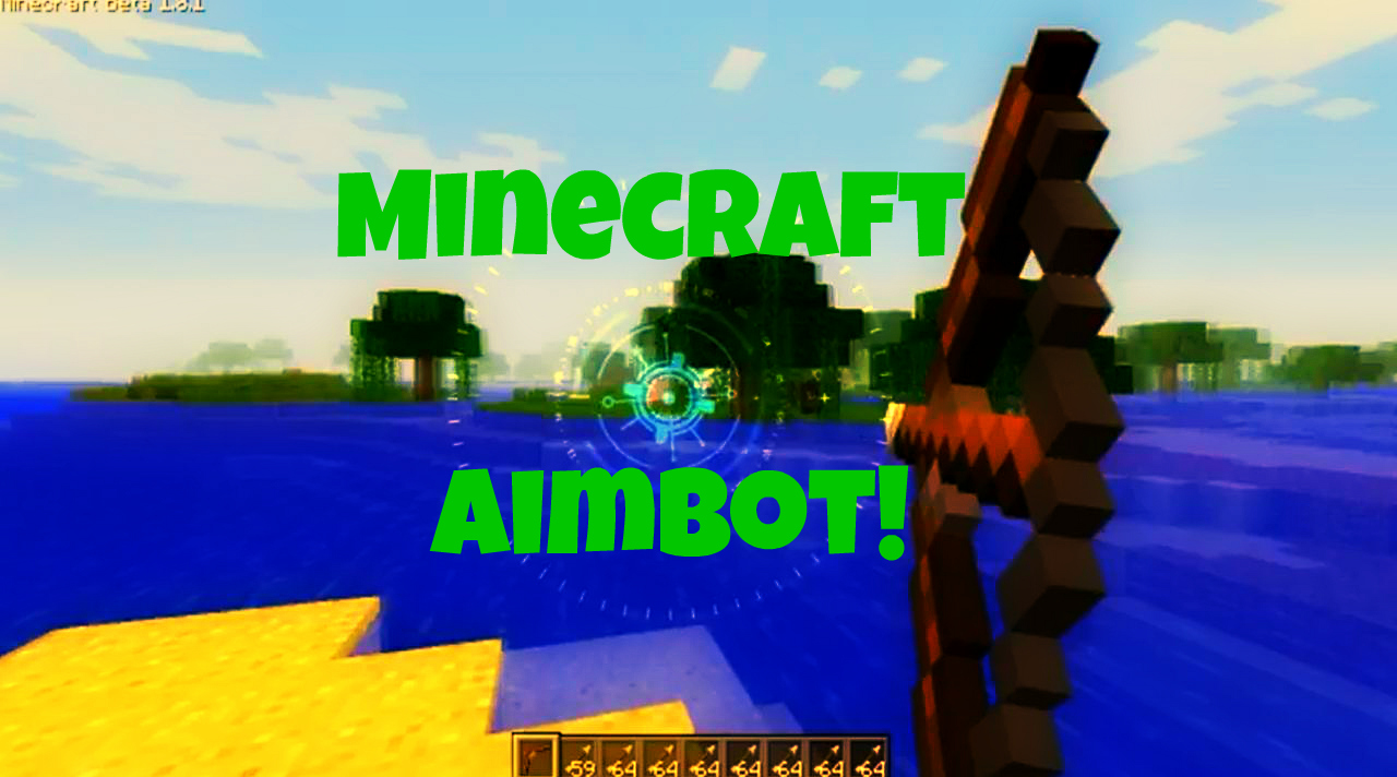 minecraftaimbot 3498059 Aimbot Mod for Minecraft 1.4.5