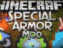 Special Armor Mod for Minecraft 1.4.4