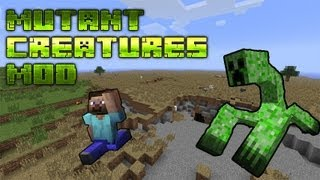 mqdefault Mutant Creatures Mod for Minecraft 1.4.4