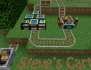 Steve's Carts 2 Mod for Minecraft 1.4.2/1.4.4