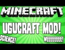 UgoCraft Mod for Minecraft 1.4.5