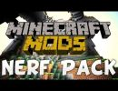 Flan's Nerf Pack Mod for Minecraft 1.4.6