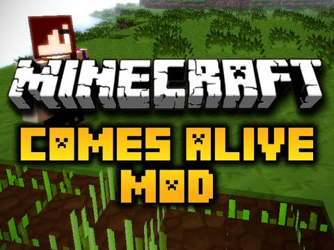 0 66 [1.4.7/1.4.6] Minecraft Comes Alive Mod Download