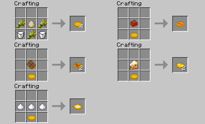 04575  1352824720 craft crepes Lots of Food Mod for Minecraft 1.4.5