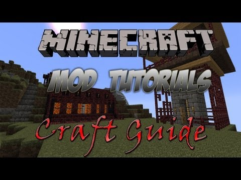 05 CraftGuide Mod for Minecraft 1.4.7/1.4.6