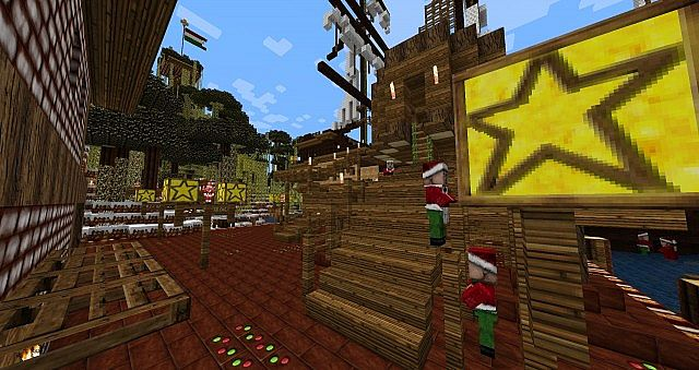 1c036  Herrsommer christmas carol 4 [1.4.7/1.4.6] [64x] HerrSommer Christmas Carol Texture Pack Download