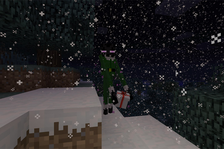 1ede5  ChristmasCraft Mod 7 ChristmasCraft Mod for Minecraft 1.4.5