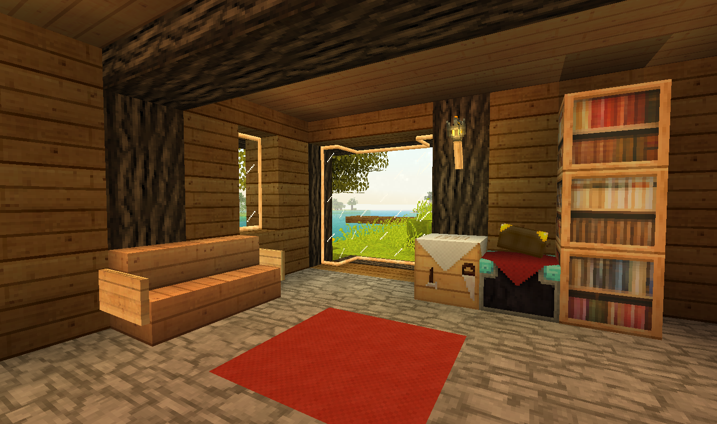 33569  Willpack HD Texture Pack 2 [1.4.7/1.4.6] [32x] Willpack HD Texture Pack Download