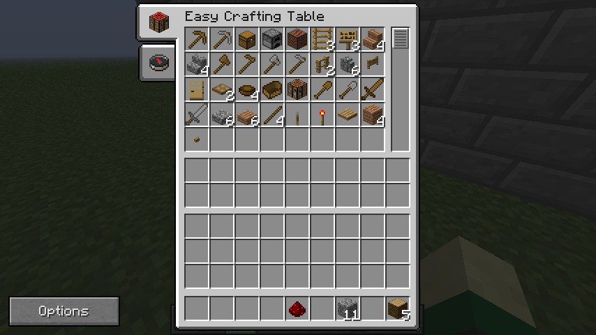 Easy crafting mod for minecraft 1 4 5 minecraft forum - Crafting table on minecraft ...