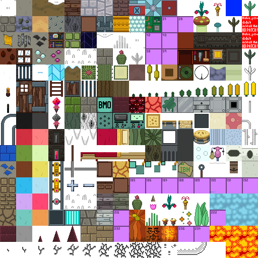 34a69  Adventure time texture pack 1 [1.5.2/1.5.1] [32x] Adventure Time Texture Pack Download