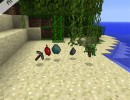 3D Items Mod for Minecraft 1.4.5