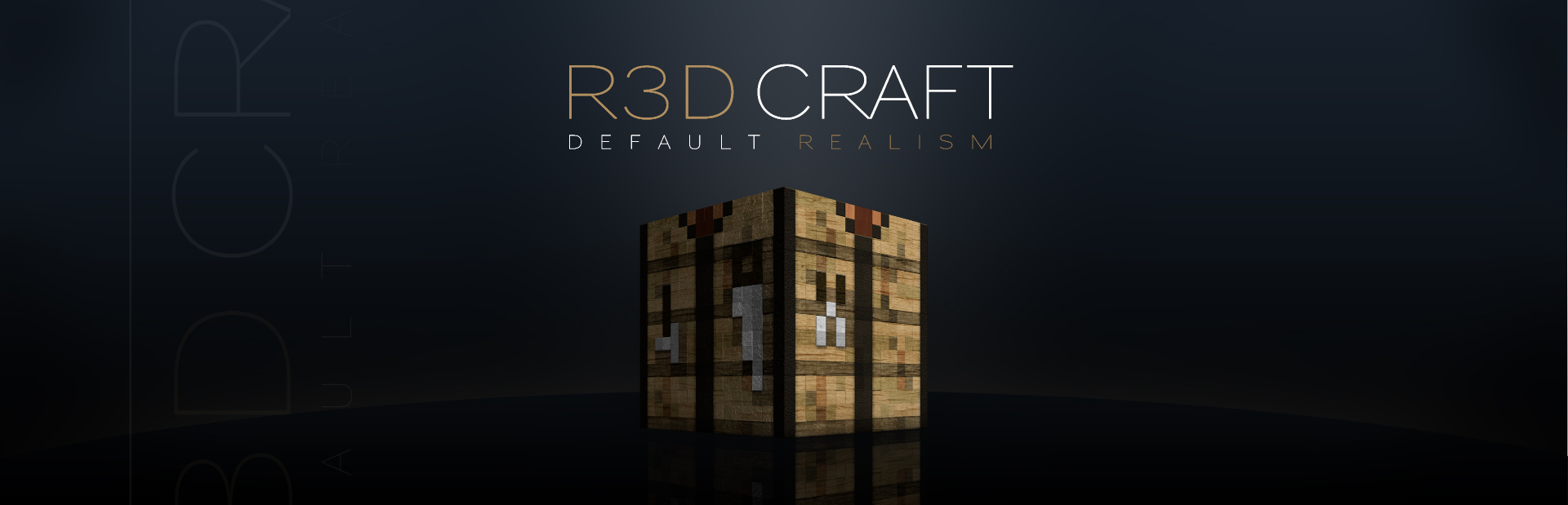 3f398  R3D Craft [1.4.7/1.4.6] [32x] R3D.CRAFT Texture Pack Download