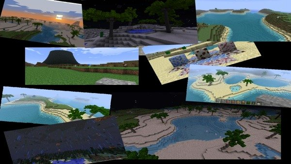 600x340xTropicraft Mod.jpg.pagespeed.ic .qSb506Z rx Tropicraft Mod for Minecraft 1.4.5