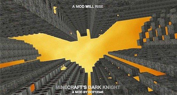 Batman Mod for Minecraft 1.4.5 | Minecraft Forum