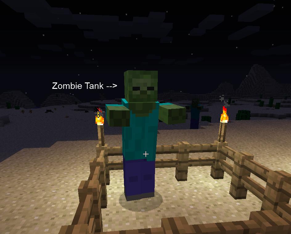 69f7b  FHXdz Zombie Apocalypse Mod for Minecraft 1.4.5