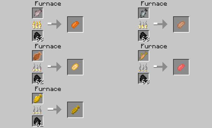 6f19f  7a4c18ea 1015542 Lots of Food Mod for Minecraft 1.4.5