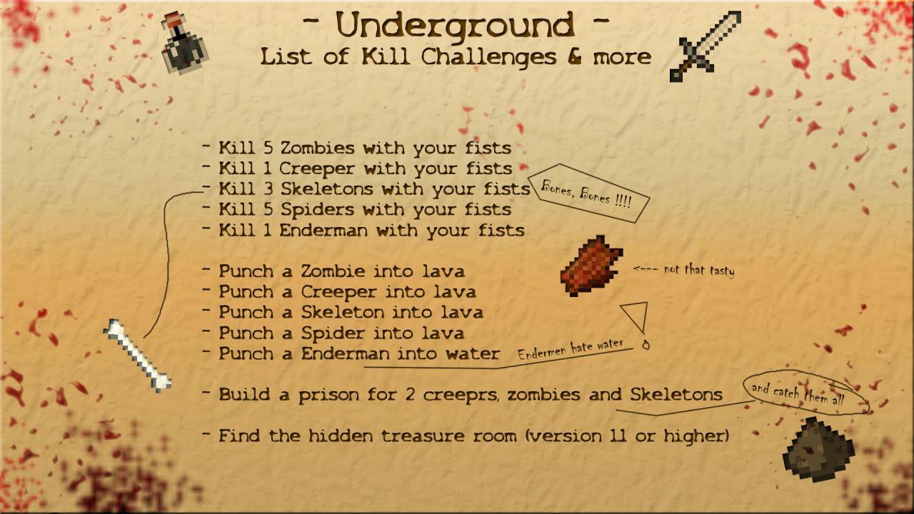 underground map download minecraft forum