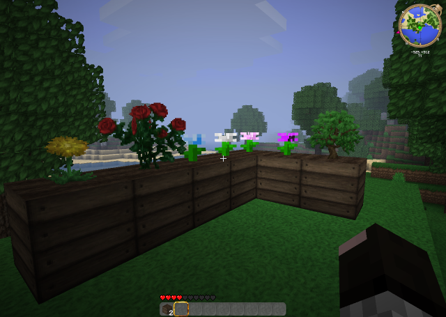 how to make saplings grow in minecraft
