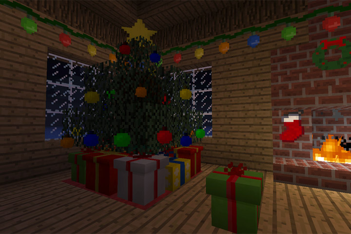 92d95  ChristmasCraft Mod 3 ChristmasCraft Mod for Minecraft 1.4.5