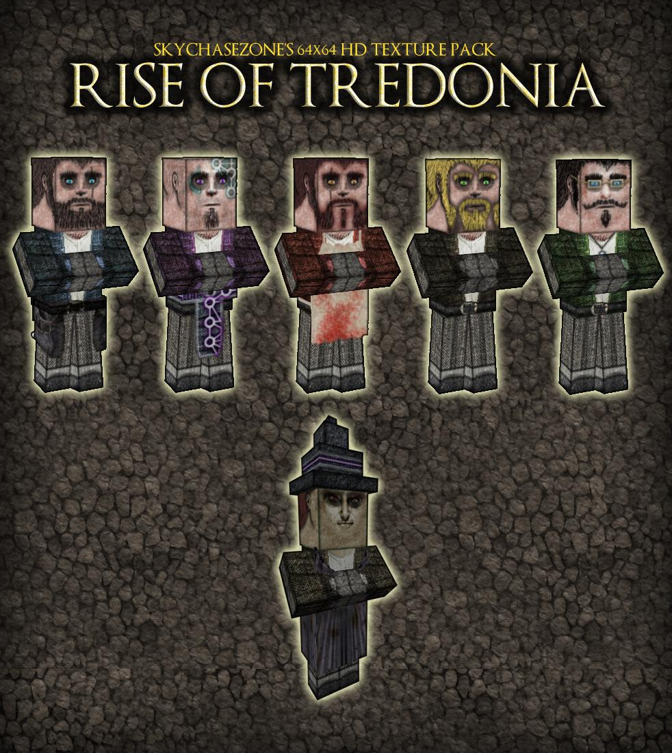 96ec1  Rise of tredonia texture pack 8 [1.5.2/1.5.1] [64x] Rise Of Tredonia Texture Pack Download