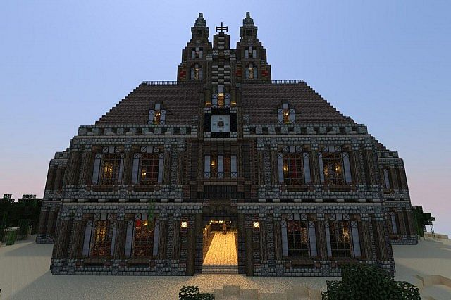 98225  Haunted House Map 2 Haunted House Map for Minecraft