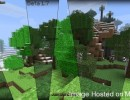 Alpha Texture Pack for Minecraft 1.4.5