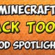 Back Tools Mod for Minecraft 1.4.6/1.4.5