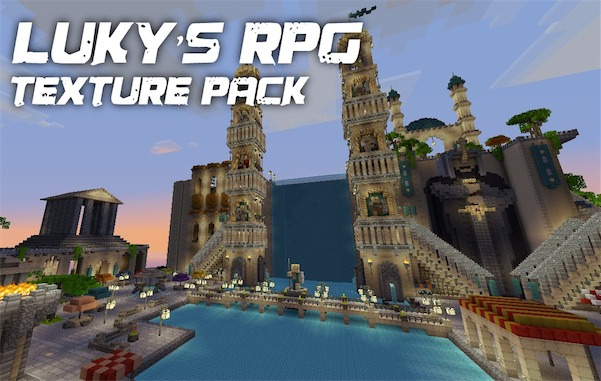 Lukys RPG Texture Pack  [1.5.2/1.5.1] [16x] Luky's RPG Texture Pack Download