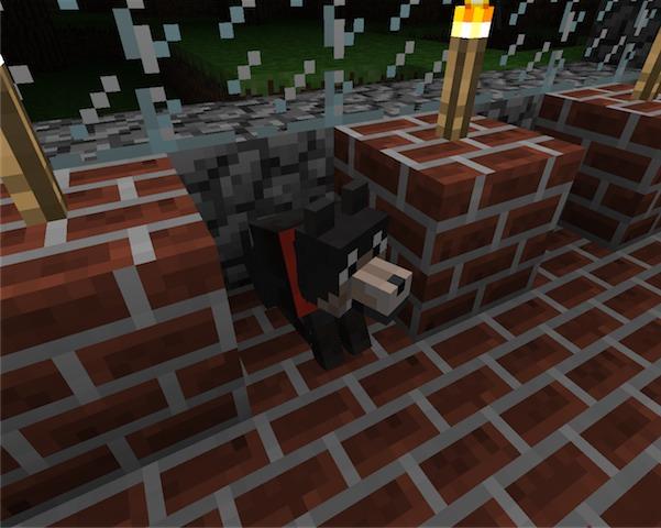 Minecraft Wolf Skins Texture Pack 1 Minecraft Wolf Skins Texture Pack for Minecraft 1.4.5