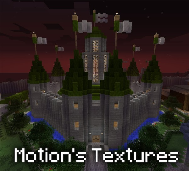 Motions Textures 5 [1.5.2/1.5.1] [16x] Motion's Textures Download