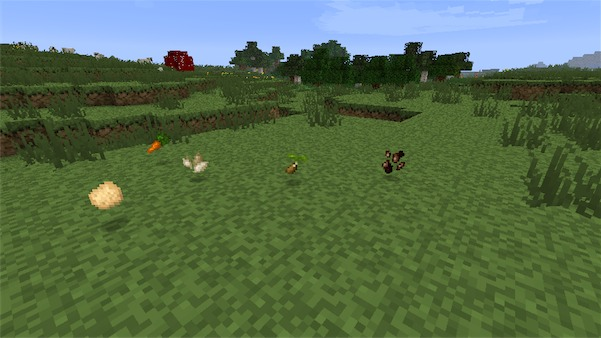 Pams Get All The Seeds Mod [1.7.2] Pam's Get All The Seeds Mod Download
