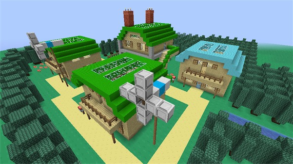 mapas minecraft 1.4.5