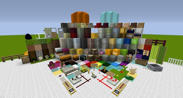 SimpleMedieval Texture Pack 1 [1.5.2/1.5.1] [16x] SimpleMedieval 2 Texture Pack Download