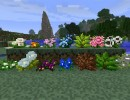 Weee! Flowers Mod for Minecraft 1.4.5